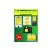 FILM DE PROTECTION pour GARMIN NUVI 1340T - 6 films