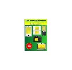 FILM DE PROTECTION pour GARMIN NUVI 1340LT CE - 6 films