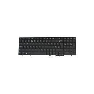 CLAVIER QWERTY ANGLAIS HP ELITEBOOK 8440P, 8540P, 8540W - 595790-031