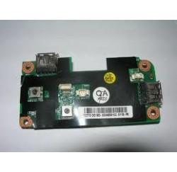 CARTE FILLE Occasion MEDION MIM2280 series - 41181740000 - 411807300007 - DC jack & 4 USB - GAR.1 MOIS