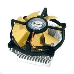 VENTILATEUR CPU CONNECTLAND EOLE-801 370-462/A 3400+/1.4GHZ - 1501078