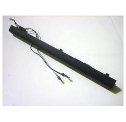 Cache haut-parleurs + haut-parleurs de PC portable Fujitsu AMILO M1425, Réf : 83-UG8030-00