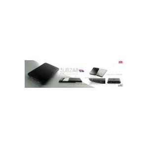 """Boitier noir 2.5"""" USB3.0 - 3UB2A8"""