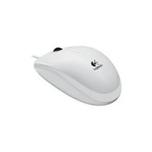Souris USB B 110 Optical Mouse Blanche