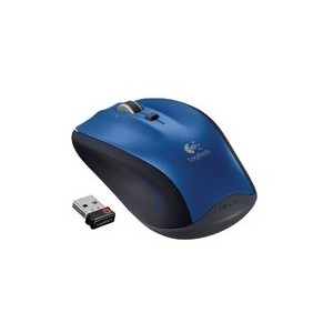 Souris WIRELESS MOUSE M515 Bleue