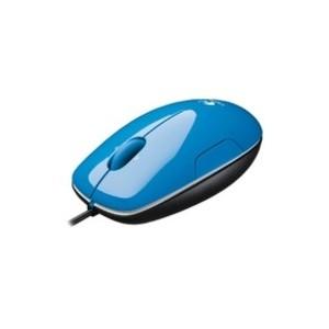 Souris LS1 Laser Aqua Bleue