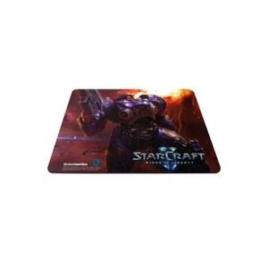 Tapis de souris QcK StarCraft 2 Tychus Findlay