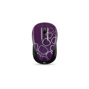 Souris Sans Fil WIRELESS MOUSE M325 PURPLE