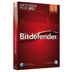 Bitdefender Antivirus 2012 - 2ans - 3postes