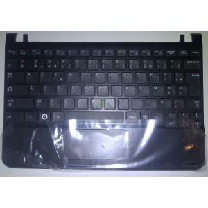 Clavier noir SAMSUNG avec coque N210, N220 - BA75-02920B - Gar.1 mois