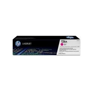 TONER HP MAGENTA LASERJET PRO CP1025 - 1000 pages - CE313A -
