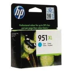 Cartouche origine HP cyan 951xl - cn046ae -