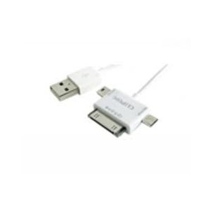 CABLE USB SMART LINK 3en1 - OCB210