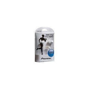 Casque Pioneer Washable Sport Blanc