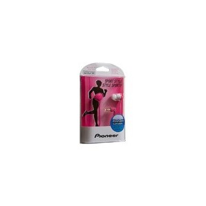Casque Pioneer Washable Sport Rose