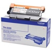 TONER BROTHER FAX 2840, HL-2240 - 2600 pages - TN-2220