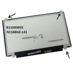 Dalle CHI MEI 11.6 wxga HD LED Dalle Slim - N116BGE-L41