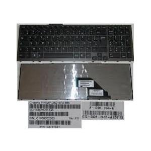 CLAVIER AZERTY SONY VPC-EC series - MP-09L26F0-8862 - 148793791 - Noir