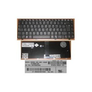 CLAVIER AZERTY NEUF HP 6520S, 6720S - 455264-051