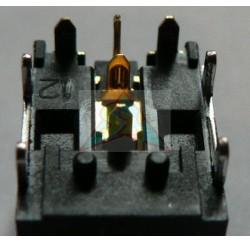 Connecteur alimentation carte mère portable Hexagonal DELL XPS M1330/M1530 Inspiron 1545 - DL722100