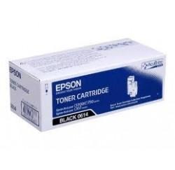 TONER EPSON NOIR ACULASER C1700, C1750N, C1750W GRANDE CAPACITE - 2000PAGES - C13S050614