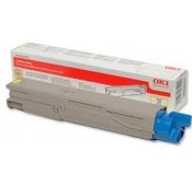 TONER OKI YELLOW C3300, C3400, C3600, C3450 - Grde Capacite - 2500 pages - 43459329