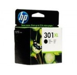 CARTOUCHE NOIRE HP, Compaq DeskJet 1050, 2050 - CH563EE - 301XL