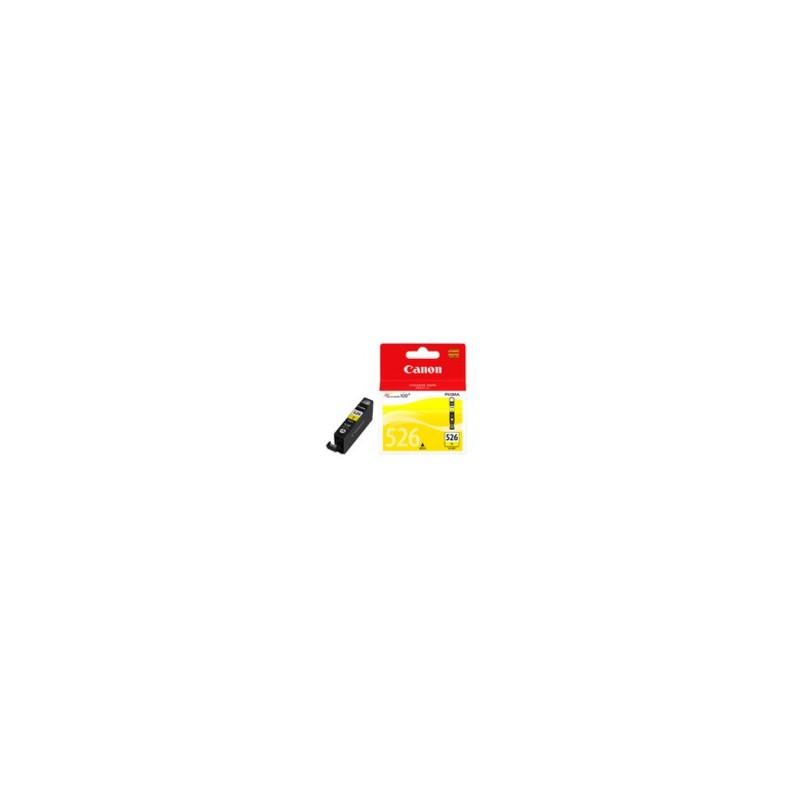 cartouche jaune canon pixma ip4850 mg5150 mg5250 mg5350 mg6100 mg6150 mg8150 mx885 cli. Black Bedroom Furniture Sets. Home Design Ideas