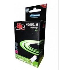 CARTOUCHE Compatible HP MAGENTA N°364xl - CB324EE - 12ml