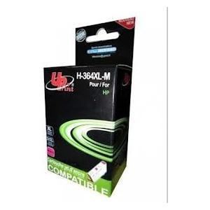 CARTOUCHE Compatible HP MAGENTA N°364xl - CB323EE - 12ml