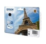 CARTOUCHE EPSON NOIRE WorkForce Pro WP-4015DN - XL 2400 PAGES - C13T70214010