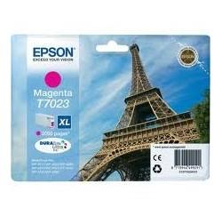 CARTOUCHE EPSON MAGENTA WorkForce Pro WP-4015DN - XL 2000 PAGES - C13T70234010