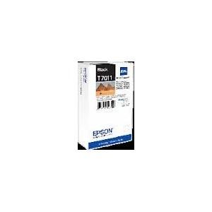 CARTOUCHE EPSON NOIRE WorkForce Pro WP-4015DN - XXL 3400 PAGES - C13T70114010