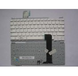 CLAVIER AZERTY SAMSUNG NP-NC110 - BA59-02986B - Blanc