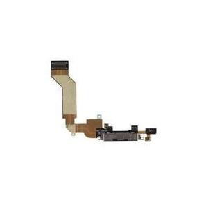 Connecteur DOCK pour iphone 4S noir - MSPP1896 - Gar.1 mois