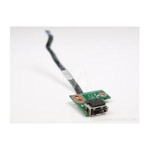 CARTE FILLE USB BOARD HP PAVILION G62, CQ56, CQ62 - 600434-001 - 01013JS00