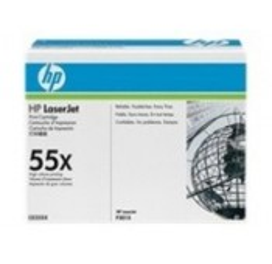 TONER NOIR HP LASERJET P3010, P3015d, P3015dn, P3015x - 12500 pages - CE255X