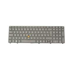 Clavier belge HP/Compaq elitebook 8760W - 652553-A41 - Gar.1 an