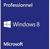 Licence Windows 8 64B professionnel - 24186