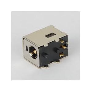 Connecteur alimentation DC power Jack HP Pavilion DV6000, DV9000 series - version 65w - Pin 1.65mm - TLDC54