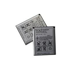BATTERIE pour Sony Ericsson Mobile G502, G900, K800i, K810i, M600i, P1i, P990i, W595, W850i, Z610i - BST-33 - 900mah - Gar 1 an