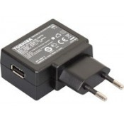 CHARGEUR TOSHIBA SMARTBOOK AT200-100, AT200-10, Tablet AT200, AT3001 - 2 Pins 10W 2A - A200000350 - Gar 3 mois