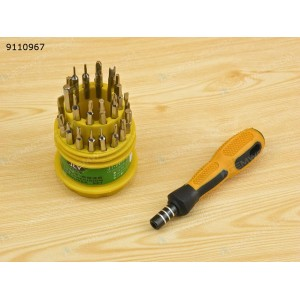 31 In 1 Handle Screwdriver Set Screw Mobile Phone Repair Kit Tools