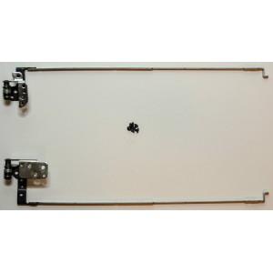 KIT CHARNIERES NEUVES HP PRESARIO CQ58 Droite et Gauche - 689679-001 - Gar 3 mois