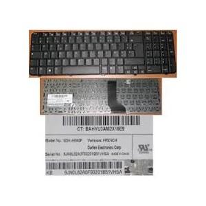 Clavier AZERTY HP, Compaq Presario CQ70 - 480001-051 - 485424-051 - 506725-051 - 9J.N0L82.A0F - NSK-H8A0F - Gar.3 mois