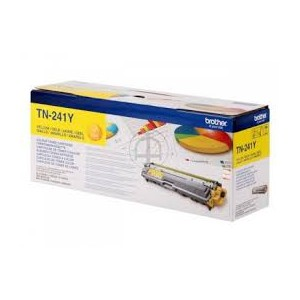 TONER BROTHER JAUNE DCP-9020CDW, HL-3140CW, MFC-9140CDN - TN-241Y - 14500 pages