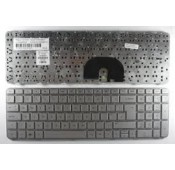 CLAVIER AZERTY Occasion HP Pavlion DV6-6000 series - 645485-051 - 644356-051 - V122603BK1-FR - SILVER - Gar 1 mois - ARGENT