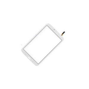 "VITRE TACTILE SAMSUNG GALAXY TAB 3 - 7.0"" DIGITIZER TOUCH SCREEN LENS GLAS III SM-T210 - BLANC"