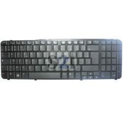 CLAVIER AZERTY NEUF HP DV6-1000, DV6-1xxx series - 570228-051 - Gar.3 mois - 9J.N0Y82.H0F - AEUT3F00020