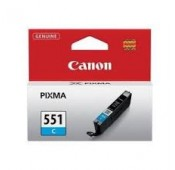 CARTOUCHE CYAN Canon - 7ml 304 pages - 6509B001- CLI-551C